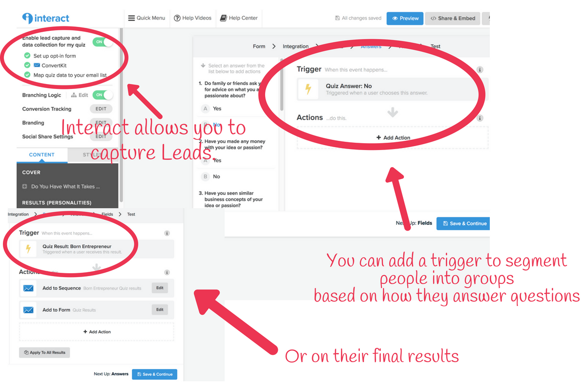 Quizzes To Grow Your Sales Funnels