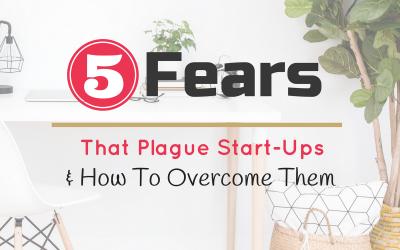 Start-Up Fears