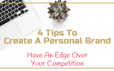 4 Tips on Personal Branding