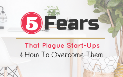 Start Up Fears