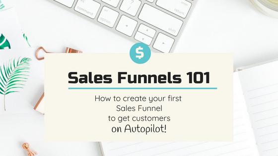 Sales Funnels 101