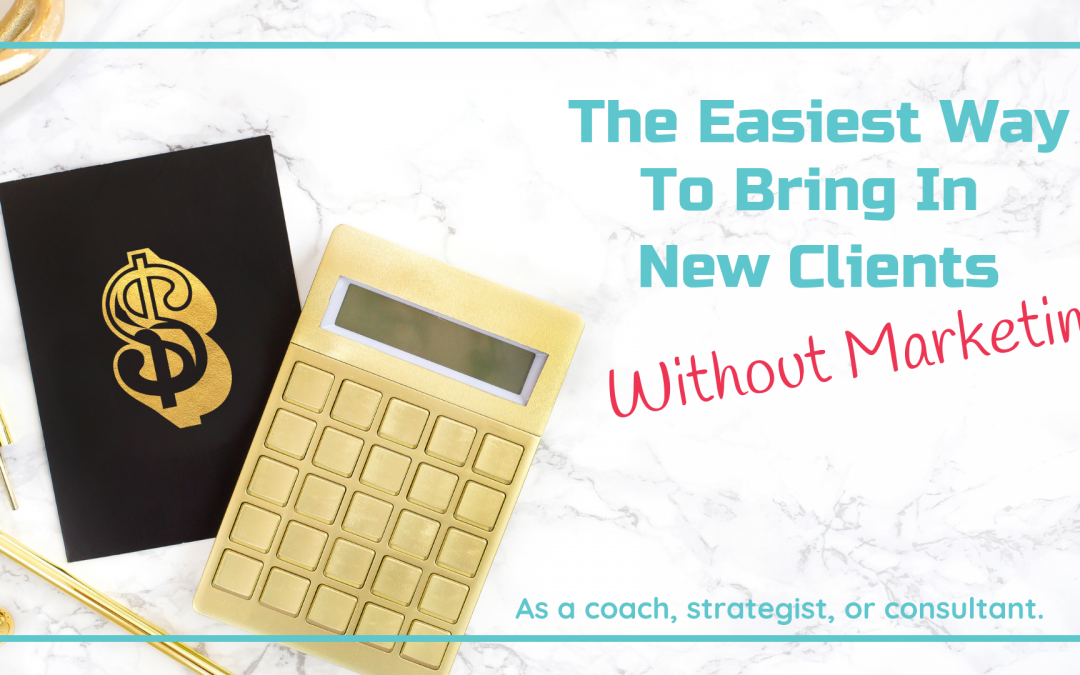 Get New Clients With Referrals