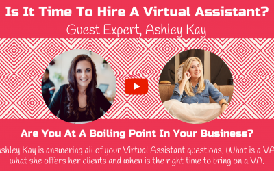 Is It Time To Hire A Virtual Assistant