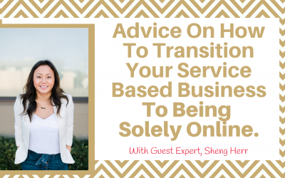 Transitioning Your Existing Business To Be Online